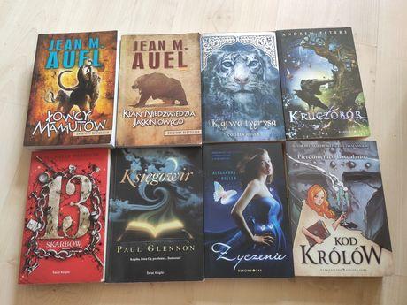 Książki dla starszych dzieci