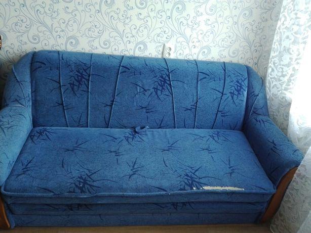 Диван + крісло, розкладні