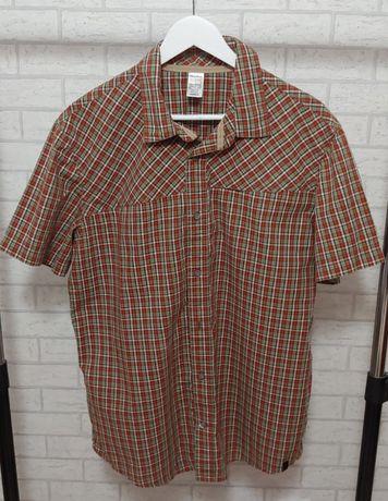 Koszula w kratkę. Quechua XL