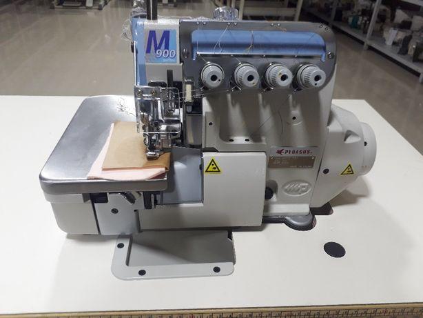 Máquina corta e cose 2 agulhas Pegasus M952 - NOVA