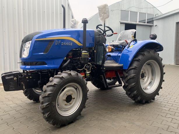 Трактор донгфенг 244 g2 єврокомплектація ! 6 місяць випуску