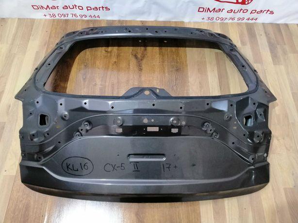 Кришка багажника, кляпа, ляда, Крышка багажника MAZDA CX5 II 2017+