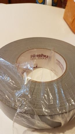 Taśma naprawcza duct tape x2 , nashua super jakość