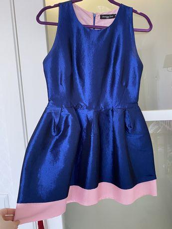 Платье типа  dior