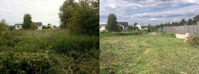 Чистка ділянок, Стрижка рослин, обрізка дерев, косіння трави