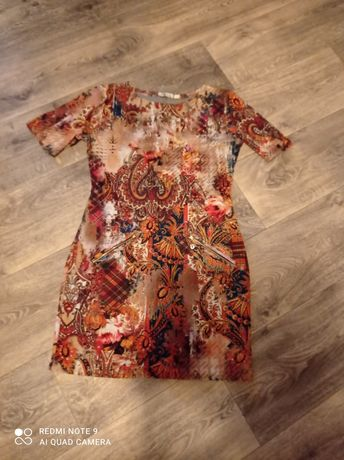 Платье  женское  мини