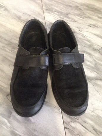 Туфли, натуральная кожа, для мальчика