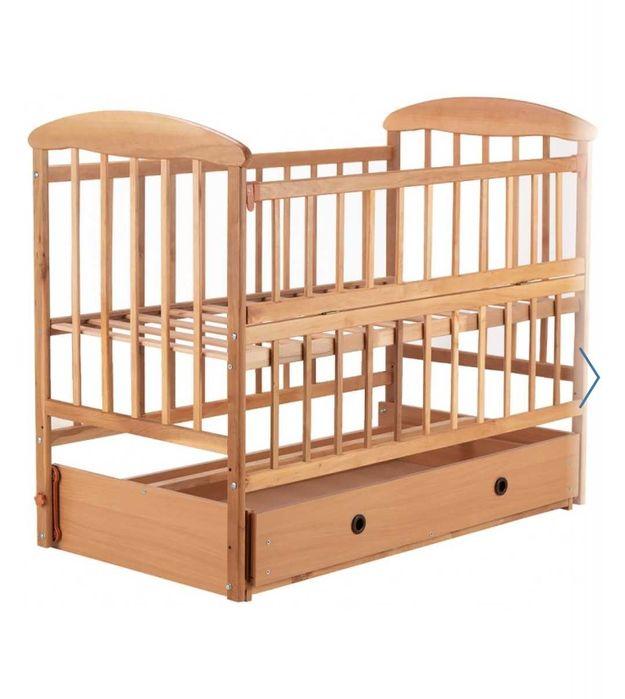 Дитяче ліжко Наталка Вознесенск - изображение 1