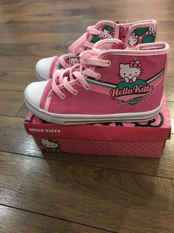 Trampki Hello Kitty toz. 30 Nowe