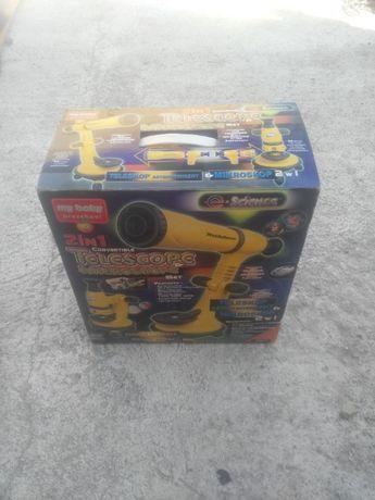 Mikroskop/Teleskop dla dziecka, okazja!
