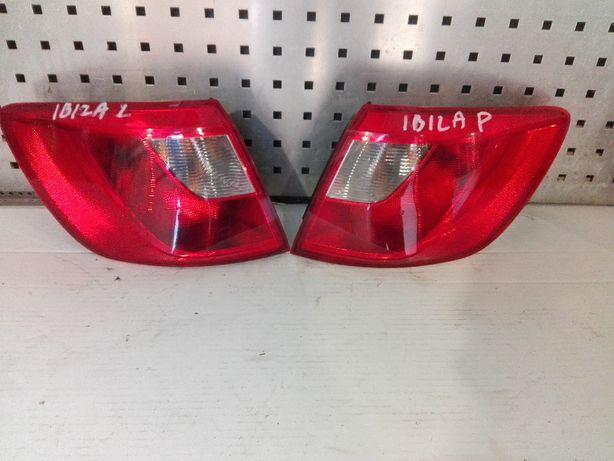 Lampa Prawa Lewa Tył Tylna Seat Ibiza 4 lV 6J 5-Drzwi Oryginał