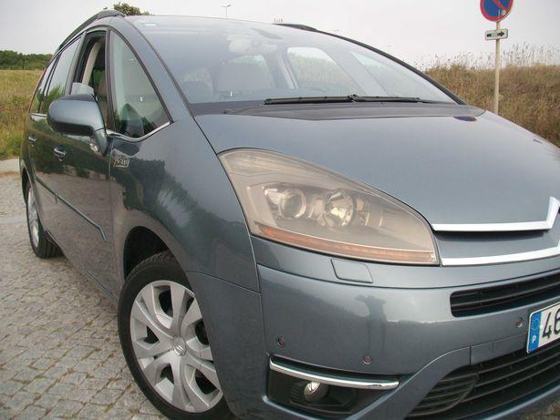 Citroën C4 Grand Picasso de 7 lugares1.6 hdi Exclusive de 2007