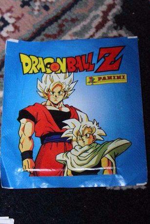 Cromos Caderneta Dragon Ball Z