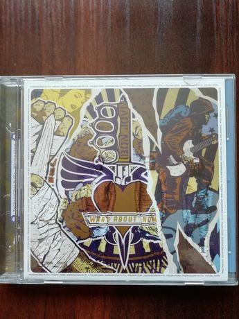 Płyta CD Bon Jovi.