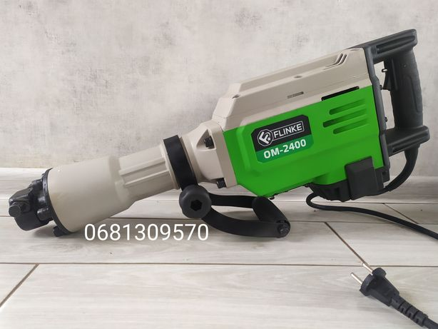 Отбойный молоток Flinke OM-2400 Польша отбойник відбійник перфоратор
