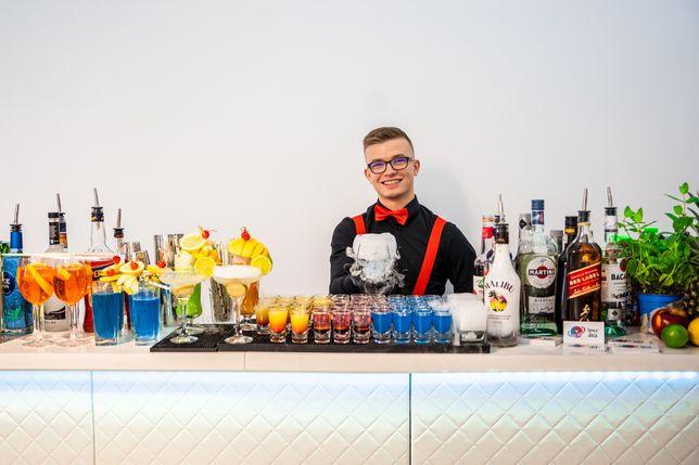 Usługi barmańskie | BARMAN na event i wesele / DRINK BAR na imprezę