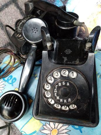 Продам старый советский ретро телефон
