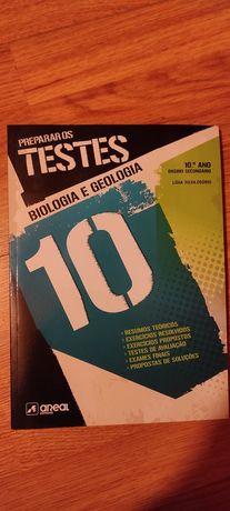 Preparar os testes Biologia 10