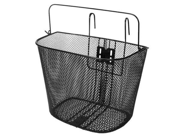 Koszyk do roweru zawiesznu na kierownicy / Pojemność 23 litry