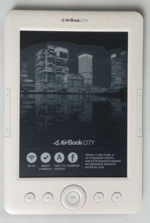 Электронная книга Airbook sity Wi-Fi