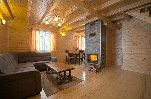 Dom domek w górach Beskidy wynajecia sauna noclegi wakacje swieta