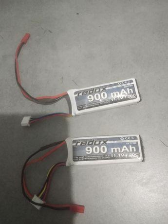 Pakiety lipo Redox 900 mah
