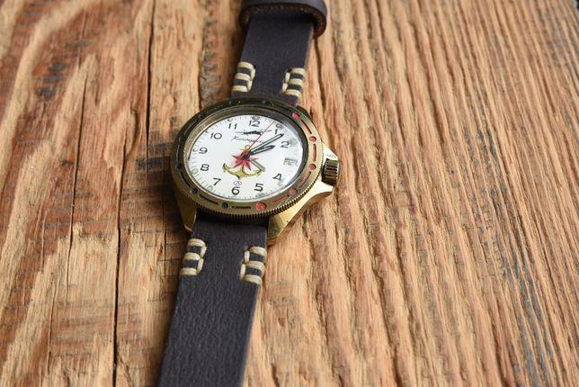 Zegarek WOSTOK vostok amfibia KOMANDIRSKIE