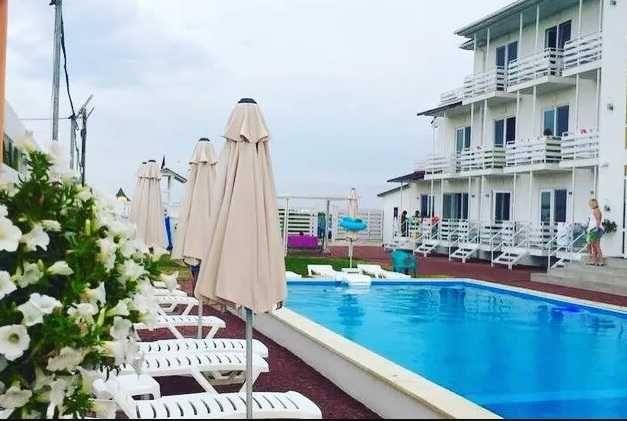 Гостиница на 23 номера, курорт Затока, действующий бизнес