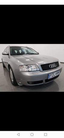 Audi A6 stan idealny