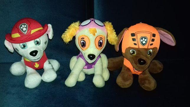 Maskotki Psi patrol