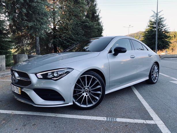 Mercedes CLA 180 D AMG Line