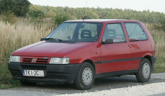 Фары Фиат Уно.1989-1995.Оптика Fiat Uno.1989-1995.