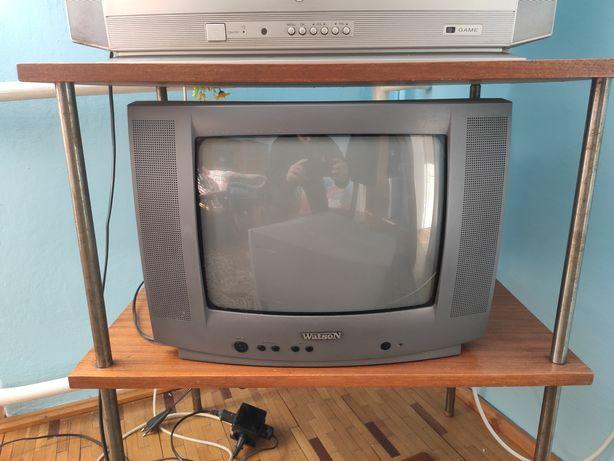 Telewizor 14 cali Watson FA 3630 używany sprawny kineskopowy CRT