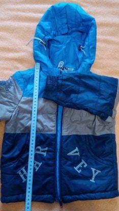 Демисезонная курточка на 3-5 лет