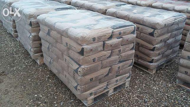 Cement I 42,5 z Nowin Radom,Makowiec DRO-MAR