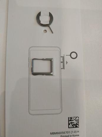 LG G2 szufladka z kluczykiem