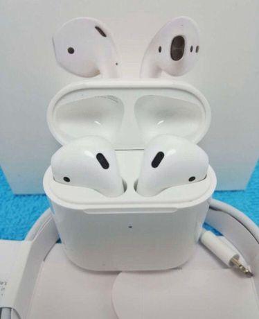 Акція! Навушники Apple Airpods 2/ Аірподс 2. Нові! Оригінал! Гарантія!
