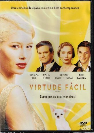 Virtude Fácil DVD