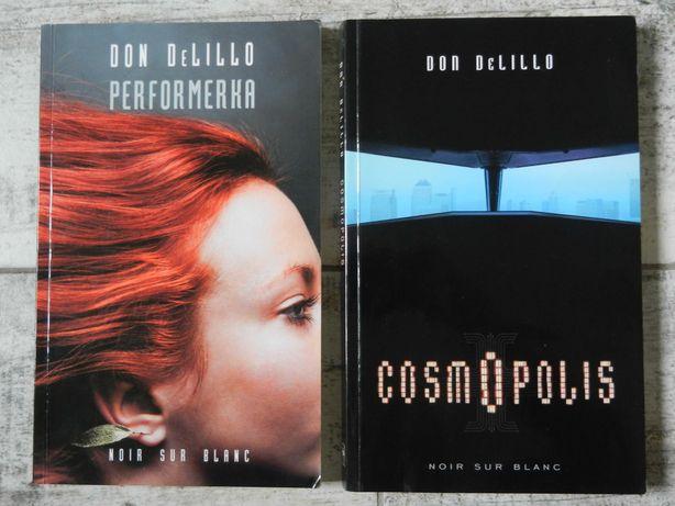 Don DeLillo - Performerka - Cosmopolis