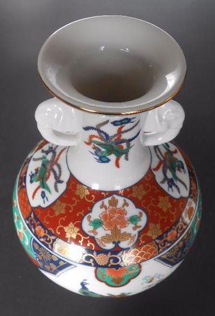 Vaso em porcelana Japonês