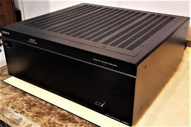 Amplificador de topo power SONY TA N90 ES e Rotel 970 BX