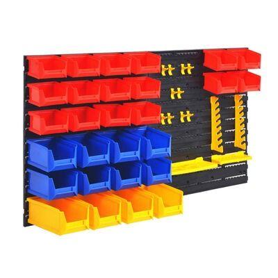 Organizador de ferramentas de parede vários tamanhos