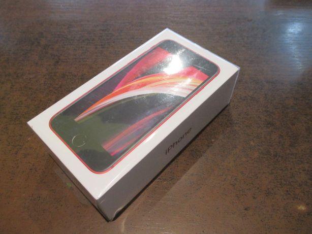 Iphone SE 256gb 2020 RED czewony NOWY 12/7mpx GW12 Plomba OKAZJA Tanio