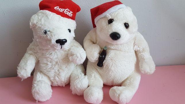 Dwa misie Coca cola