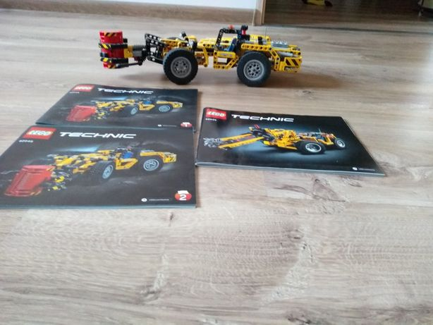 Klocki LEGO Technic 42049