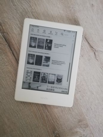E-book Kindle 8th