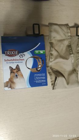 Гигиенические трусы для собаки