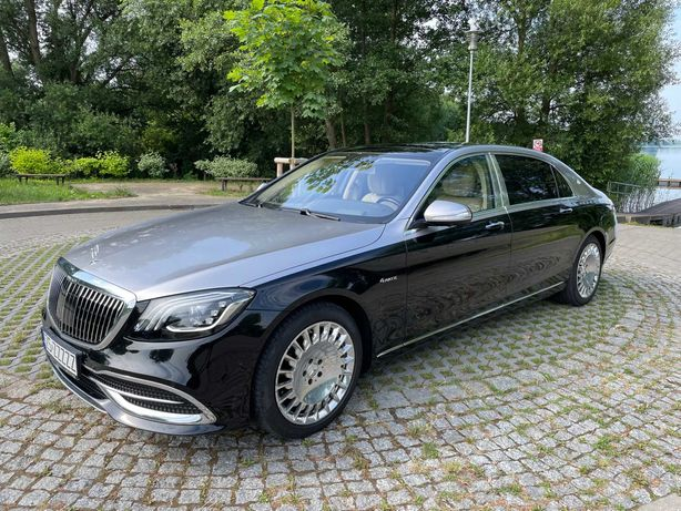 Luksusowe auta do wynajęcia- Maybach, BMW, Mercedes, Audi.