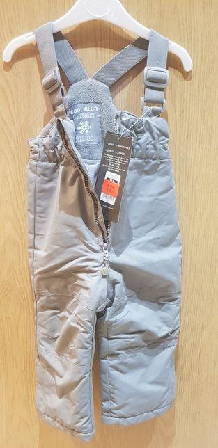 Nowe spodnie Cool Club rozm. 80
