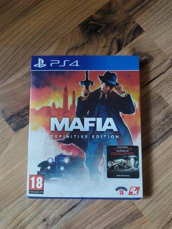 Mafia Edycja Definitywna PL PS4/PS5